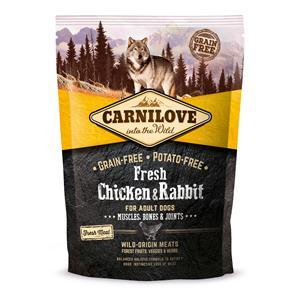 Carnilove Dog Adult Fresh Chicken & Rabbit