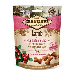 Carnilove Dog Snack Crunchy Lamb/Cranberries 200g